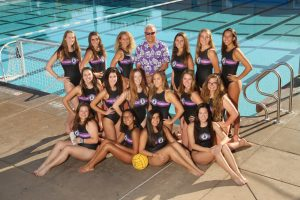 Girls Varsity Water Polo 2018