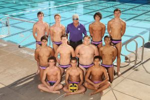 Boys Varsity Water Polo 2018