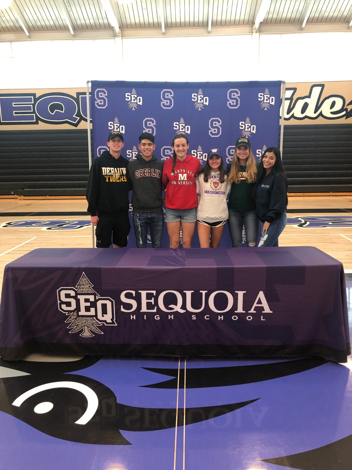 SEQ Student-Athletes Sign With College Programs