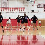 Sequoia Varsity Volleyball sweeps Jefferson