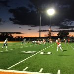 Timpview High School Varsity Football beat Timpanogos High School 55-7