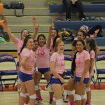 Timpview High School Girls Varsity Volleyball beat Provo High School 3-0