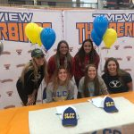 Signing Day… T-Birds continue in sports they love at the next level.