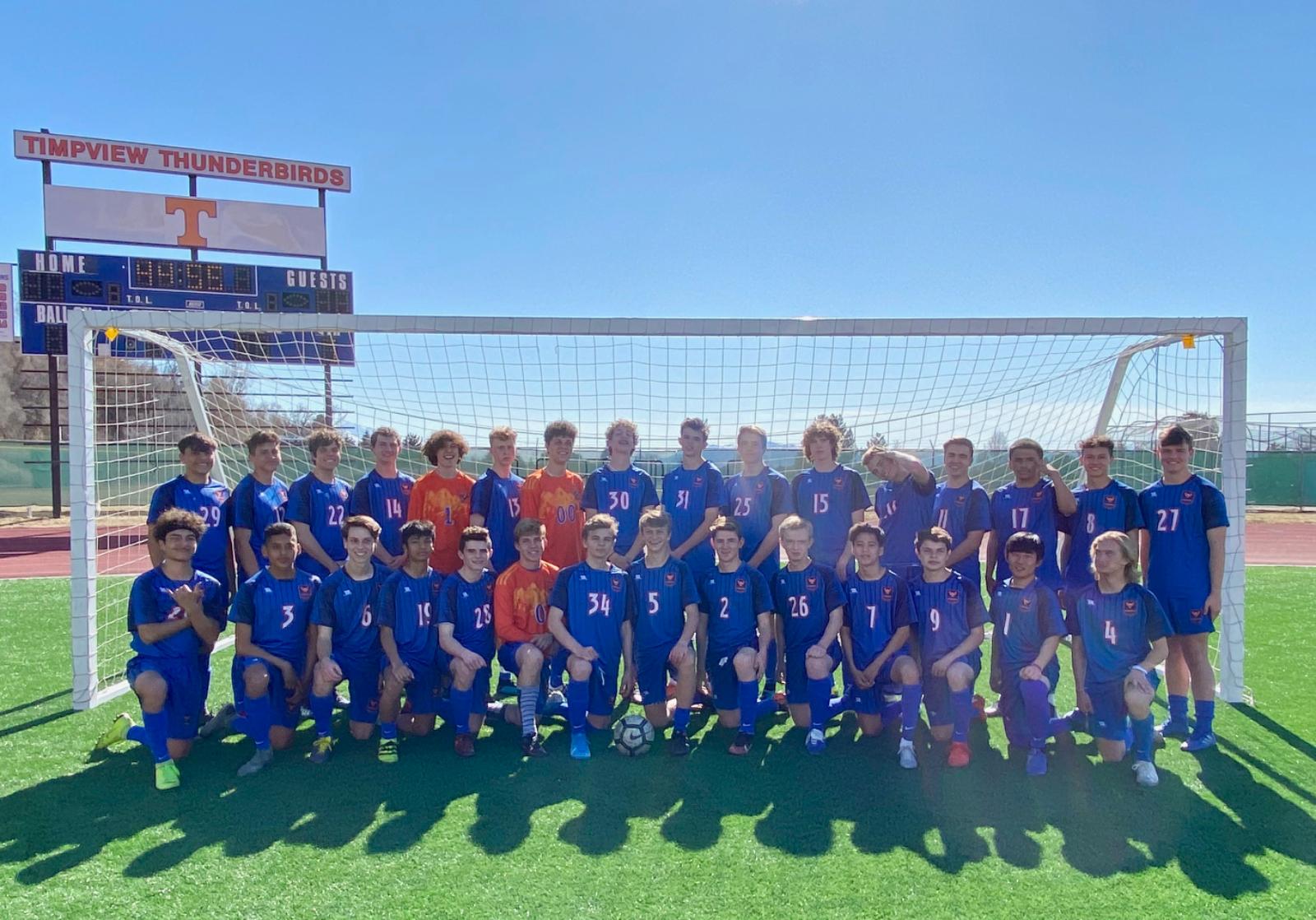 Timpview Soccer