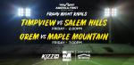 Timpview Football in 5A Semi vs Salem Hills