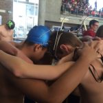 Herriman High School Boys Varsity Swimming finishes 2nd place