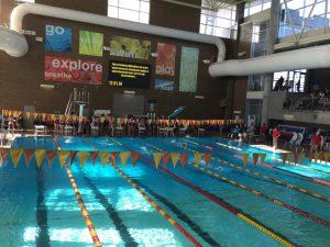 Swimming vs Hillcrest and Copper Hills