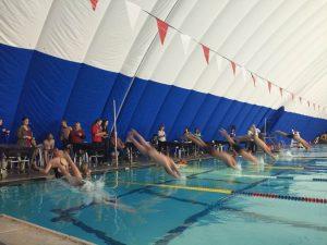 Swimming vs American Fork vs Lone Peak