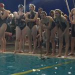 Herriman High School Girls Varsity Swimming finishes 2nd place