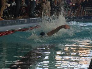 Swimming Silver Rush Invitational