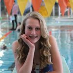 Herriman High School Girls Varsity Swimming beat Riverton High School 170-101