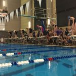 Herriman High School Girls Varsity Swimming finishes 4th place at Region