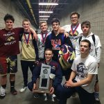 Wrestling 2nd at State!!