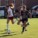 Girls Soccer at Lone Peak Oct 4