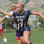 Great Season for the Herriman High Lady Mustangs Soccer