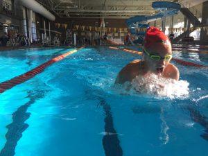 Swimming – Intersquad Meet