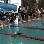 Herriman High School Boys Varsity Swimming beat Stansbury High School 185-101