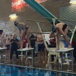 Herriman High School Girls Varsity Swimming beat Stansbury High School 207-83