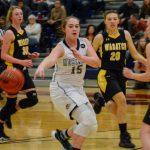 Girls basketball tonight 2/14 against Westlake