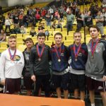 Six Herriman Wrestlers Place at State