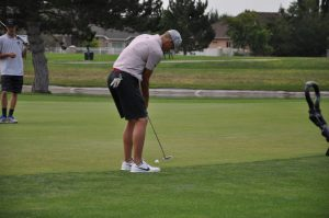 Region Golf 8/7/17 @ Glenmoor