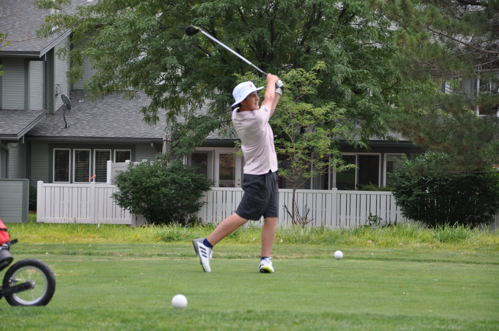 Boys Golf Tryouts