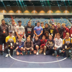 Herriman High Wrestling Reno Competition