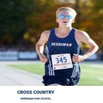 Boys Cross Country 2020