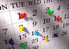 Calendar of Events – CLICK HERE