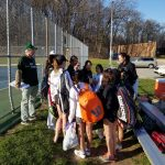 Girls Varsity Tennis beats Skyline 5 – 3