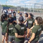 Girls Varsity Tennis beats Bedford 6 – 2