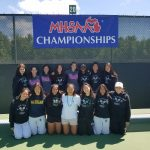 Girls Varsity Tennis finishes 5th place at MHSAA Division 1 Finals