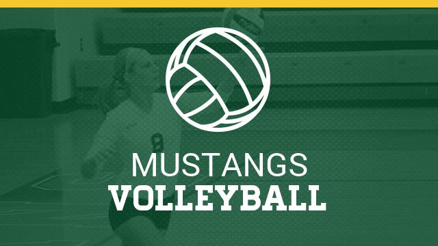 Varsity Girls' Volleyball Pushes Undefeated Terra Nova to 5 sets
