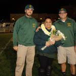 Thank you Rosa Fifita!  SUPER Football MOM!