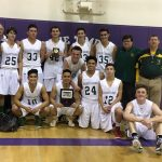 Capuchino Varsity Boys Basketball – Ft Bragg