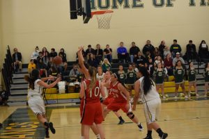 Girls Varsity Basketball VS Burlingame