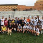 Varsity Girls Soccer Alumni Game