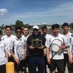 Cap Boys Tennis Win's PAL Ocean Division Title