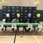 Signing Day for Capuchino Mustangs