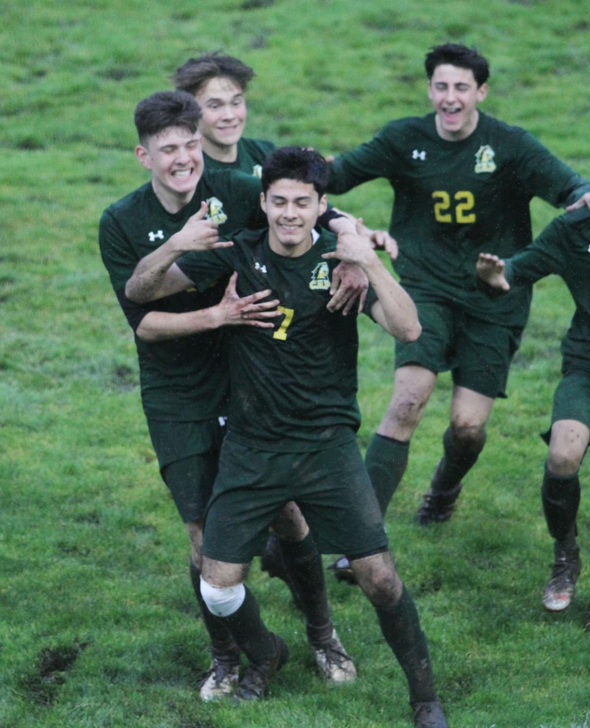 Cap Punches Ticket to CCS
