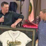 Capuchino Baseball Celebrates Kirk Sandvik's 60th Birthday.