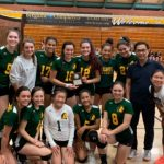 Capuchino Varsity Girls Volleyball Wins Nor Cal Invitational