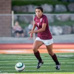 Maple Mountain High School Girls Varsity Soccer ties Timpview High School 1-1