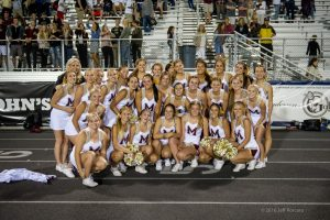 Cheer: FBL Corner Canyon 2016