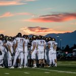 Maple Mountain High School Varsity Football falls to Corner Canyon High School 37-0