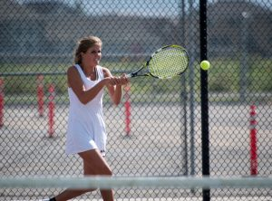 Tennis Girls v Uintah 2016