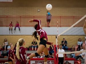 Volleyball: Varsity Spanish Fork 2016