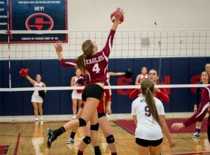 Volleyball Varsity Springville 2016