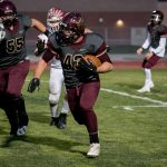 Maple Mountain High School Varsity Football beat Uintah High School 24-0