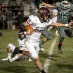 Maple Mountain High School Varsity Football beat Payson High School 46-0